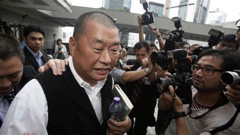Search Warrant Hong Kong Hong Kong Graft Search Home Of Pro Democracy Legislator Ctv News
