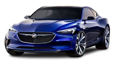 car blue buick avista blue car png image pngpix