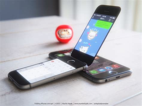 flip image iphone this is what an apple flip iphone would look like