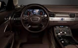 Audi A8 Interior 2013 Audi A8 L 3 0t Interior Photo 6