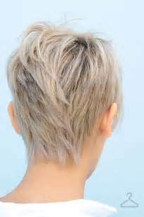 hair cuts showing back back view of short haircuts short hairstyles 2016 2017