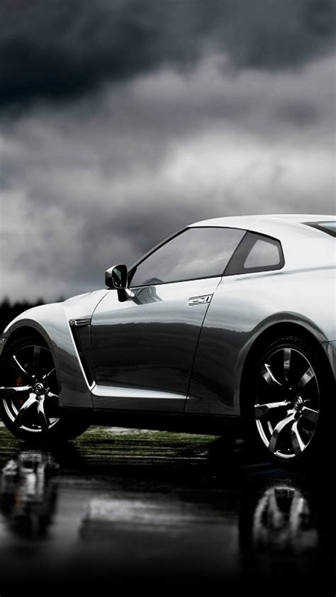 nissan gtr iphone  wallpaper  images