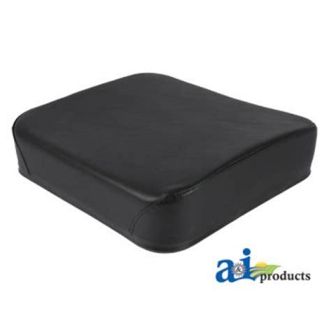 vinyl seat cushions 3123332r1 1 seat cushion only steel blk vinyl