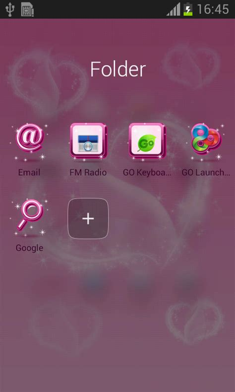 theme line android pink pink themes for android free android apps on google play