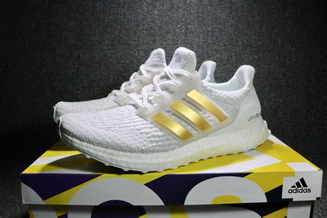 2017 adidas ultra boost 3 0 white gold ba7680 s shoes for sale cheap adidas yeezy