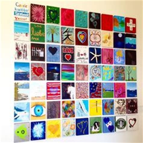 yolanda foster painting wall small painting gallery wall paint it monday valentine