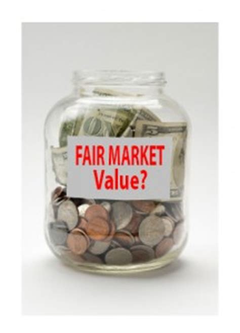 what s the fair market value of your self directed ira