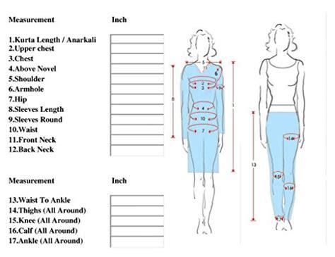 Csebazaar Women Indian Designer Ethnic Bollywood Style Patiala Pakistani Suit Buy Online In Suit Measurements Template