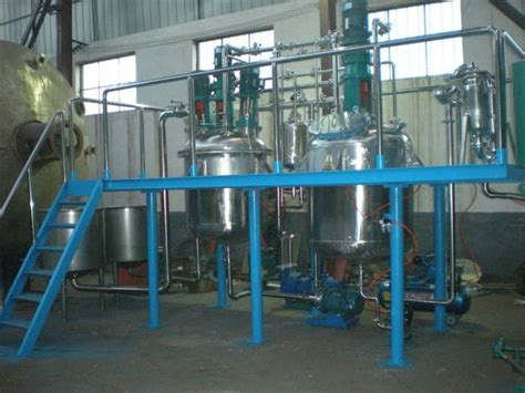 stainless steel complete paint production line water based paint paint machine