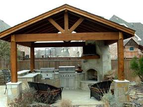 Backyard Kitchen Ideas Outdoor Kitchen Ideas And How To Site It Right Traba Homes