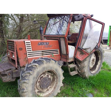 cabina fiatagri tracteur fiat 780dt agrilandtrader