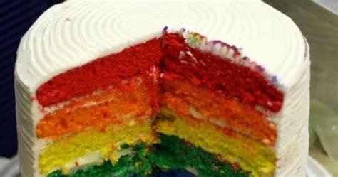 membuat bolu yg mudah resep cara membuat kue rainbow dengan mudah cara cepat