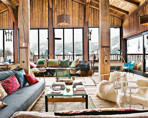 wood home interiors 5 ways to incorporate reclaimed wood and barn house design