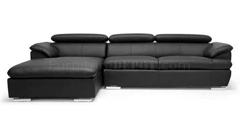 wholesale leather sofas ferdinan sectional sofa black faux leather wholesale