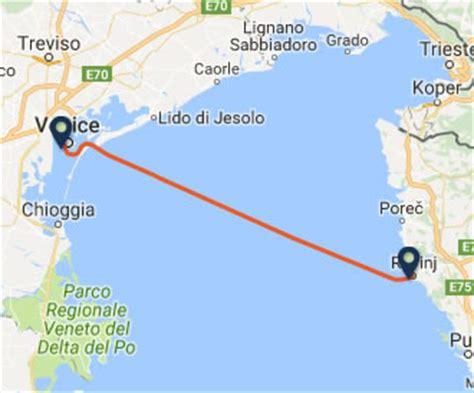 ferry venice to croatia venice to rovinj ferry route split croatia travel guide