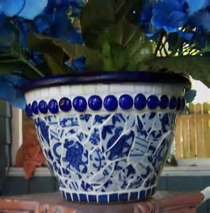Yellow Vases For Sale Mosaic Blue Monkey Cache Pot On Sale