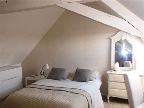 chambre blanc beige taupe chambre beige et blanche
