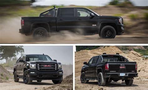 gmc all terrain tires 2016 gmc 1500 4x4 all terrain review car and driver