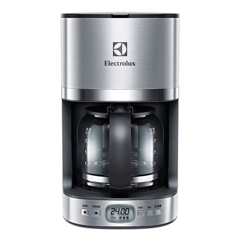 Daftar Coffee Maker Electrolux coffee machine model ekf7500 stainless steel electrolux