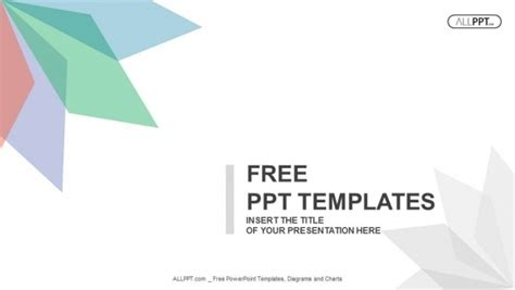 free ppt template design simple background for powerpoint presentation affordable