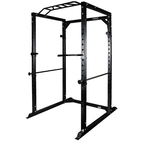 weight bench cage mirafit 350kg heavy duty olympic full power cage with