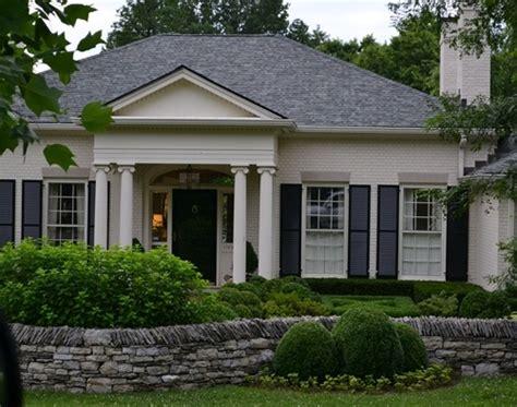 best 25 painted brick exteriors ideas on pinterest painted brick homes painted brick houses