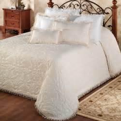 bed spreads medallion woven matelasse oversized bedspreads
