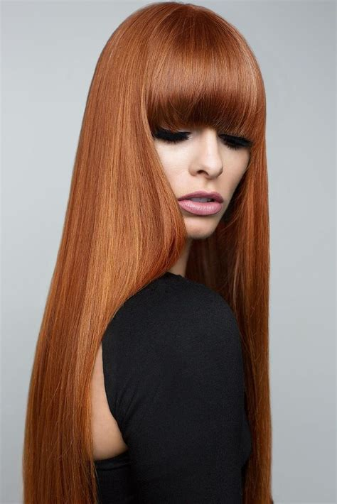 copper hair color the secret to enhancing your client s haircolor news