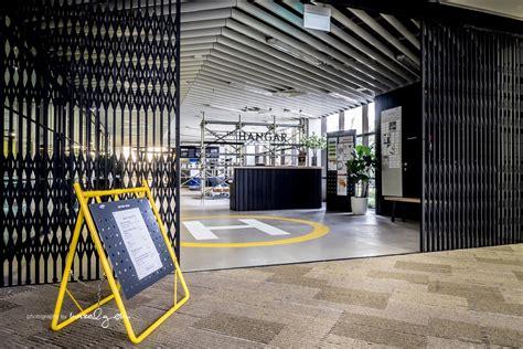 hangars cool singapore coworking space