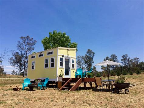 houses for rent in ramona tiny house vacation rental woman uses tiny home in her backyard as vacation rental 10