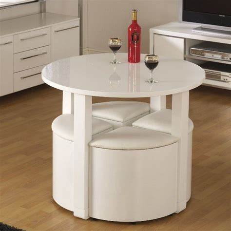 Best 25 Space Saving Dining Table Ideas On