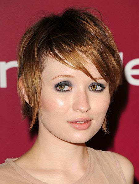 piecey short hairstyles 25 new cute short haircuts for round faces short