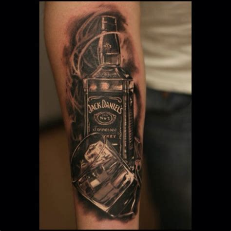 45 wonderful jack daniels tattoos ideas