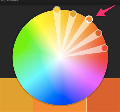 adobe color wheel how to choose the best color for conversion