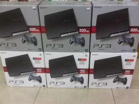 Harga Matrix Ps3 cello ps3 slim ode 320gb