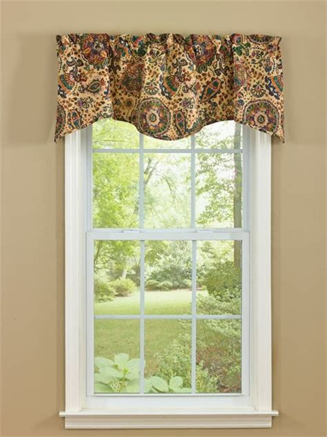 Park Design Curtains Jewels Lined Wave Curtain Valance 58 Quot X 18 Quot Park Designs Curtains Pinterest Curtain