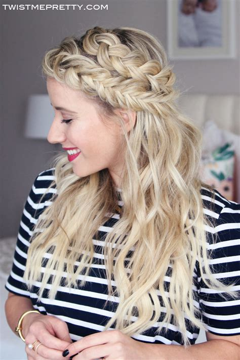 extensions  showing mixed braids tutorial