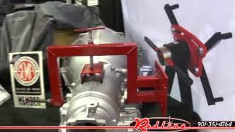 rack up transmission engine stands