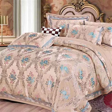 luxury comforter sets sale hot sale designer luxury bedding set jacquard comfortable