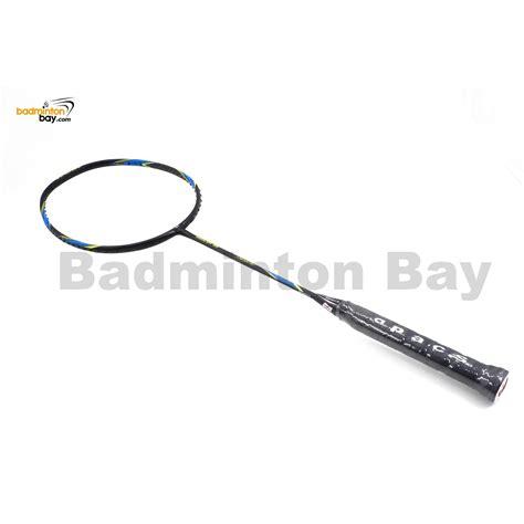 Raket Badminton Apacs Ferocious Lite Sg apacs ziggler 515 black 5series badminton racket 4u