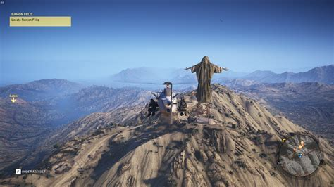 Ghost Recon: Wildlands review: 400 square kilometers of emptiness, but it sure is pretty   PCWorld