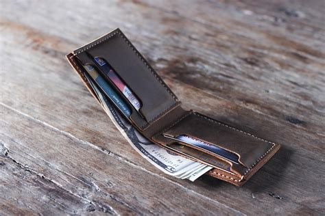 Leather Wallets For Handmade - handmade leather wallet joojoobs