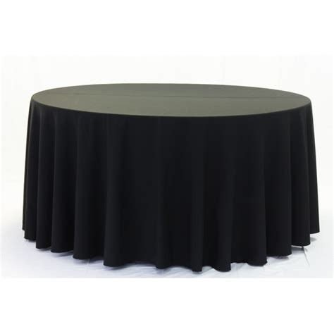 black linen tablecloth black majestic tablecloth great events rentals