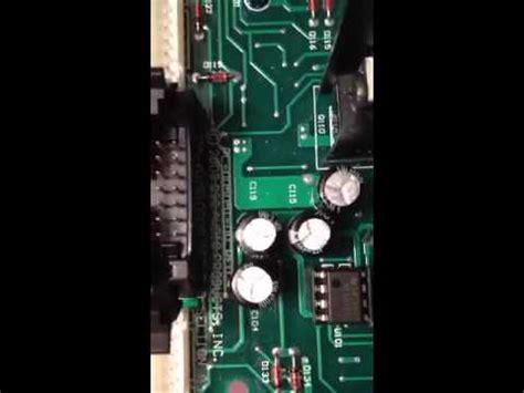 Power Lifier Qsc 5050 qsc 5050 rmx componentes