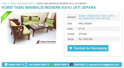 Kursi Tamu Jati 3 Juta berita informasi bisnis kursi tamu jati