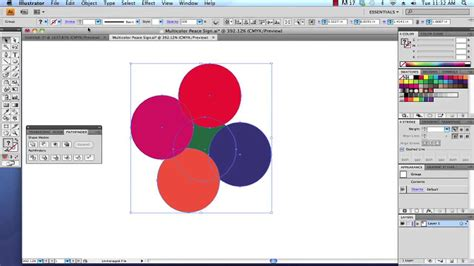 adobe illustrator clipping mask adobe cs6 tutorial on vimeo creating a basic clipping mask with illustrator cs4 youtube