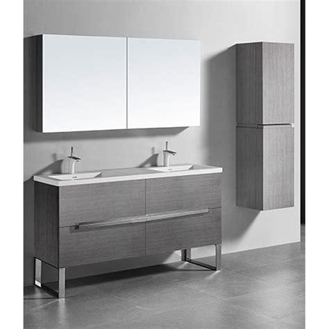 Soho Vanity by Madeli Soho 60 Quot Bathroom Vanity For Integrated