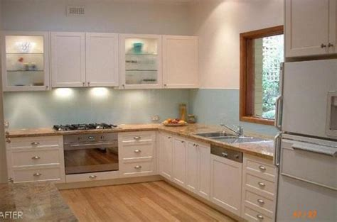 Blue Kitchens With White Cabinets by Kitchen Design Ideas Get Inspired By Photos Of Kitchens