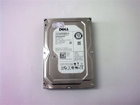 Hardisk Pc Dell b0873 harddisk sata 500gb dell v 253 kup pc procesor絲