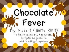 chocolate fever book report shoeshine by clyde robert bulla a complete novel study